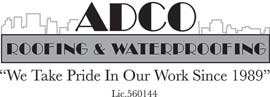 ADCO Roofing & Waterproofing