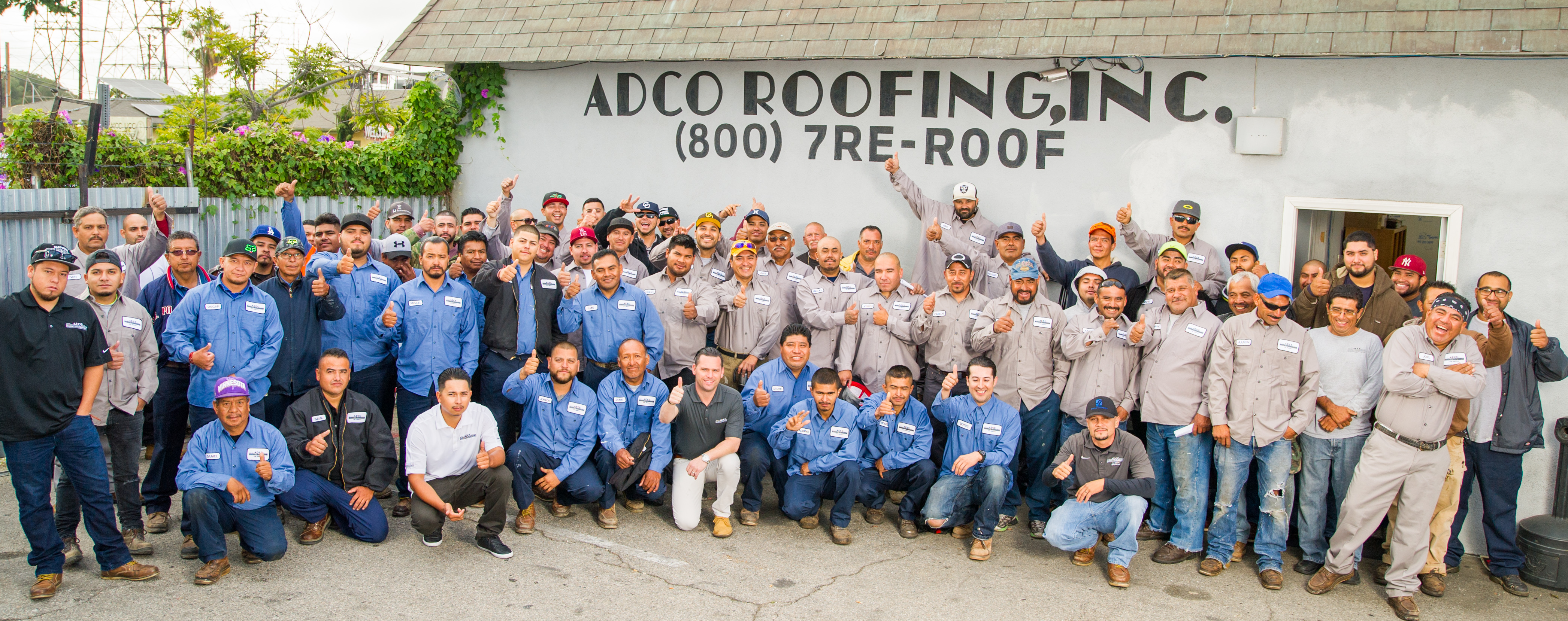 About ADCO Roofing And Waterproofing