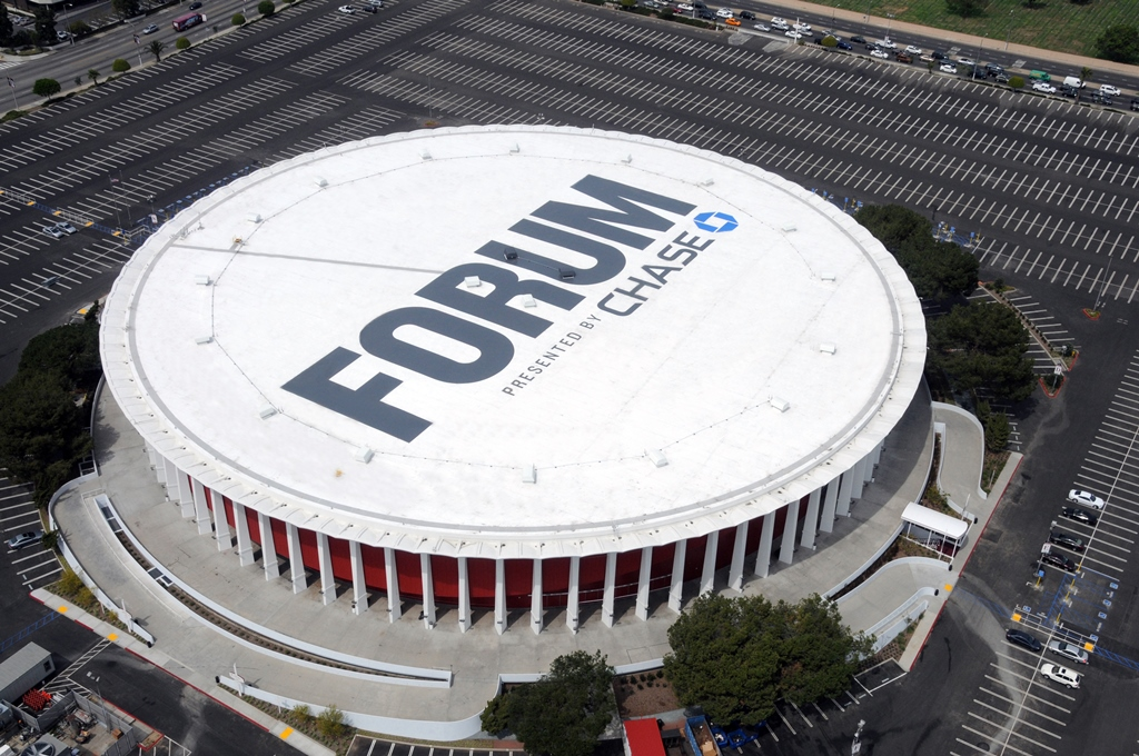 The Forum – Inglewood, CA