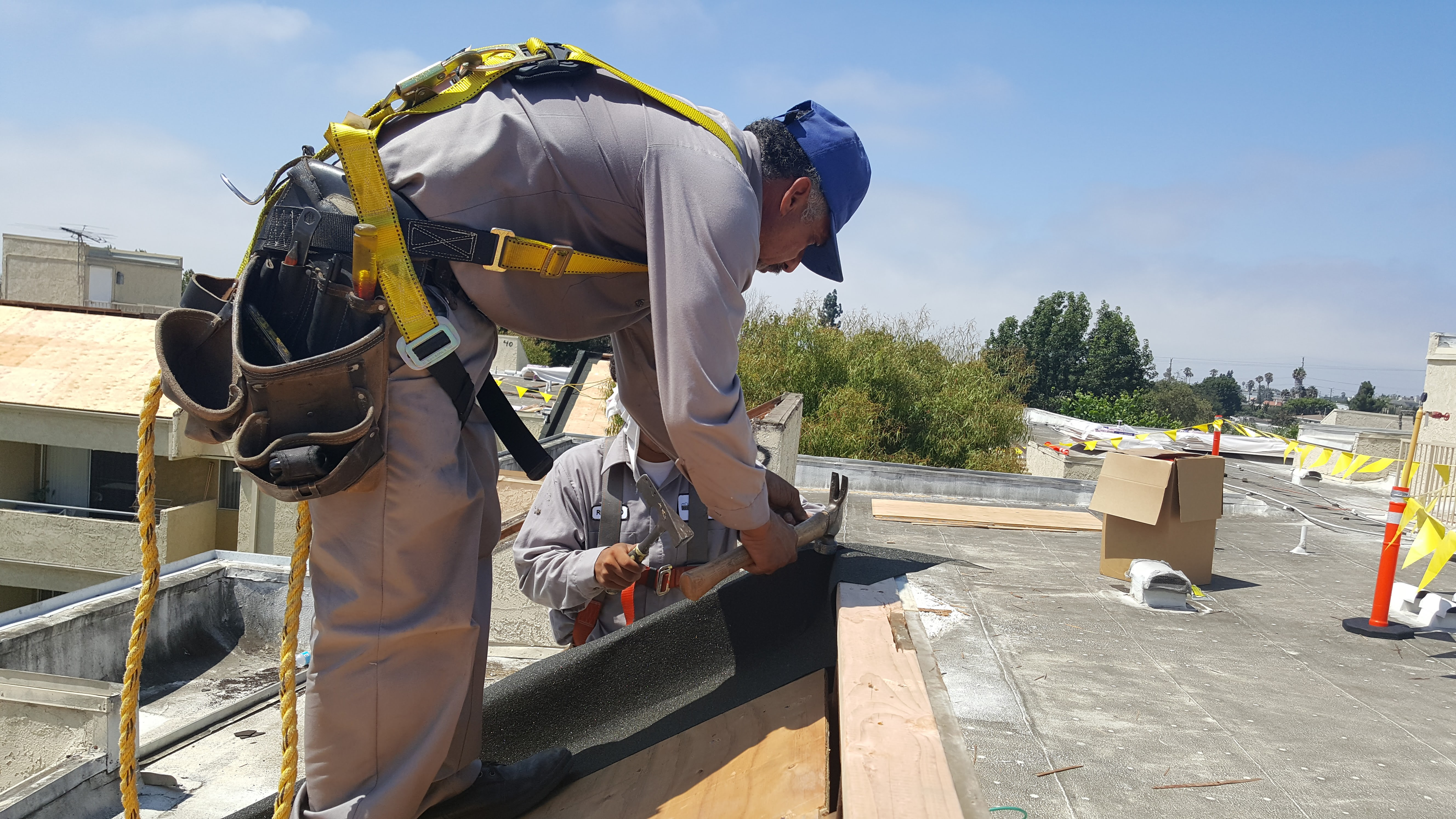 We Are Hiring Roofers In Los Angeles Adco Commercial