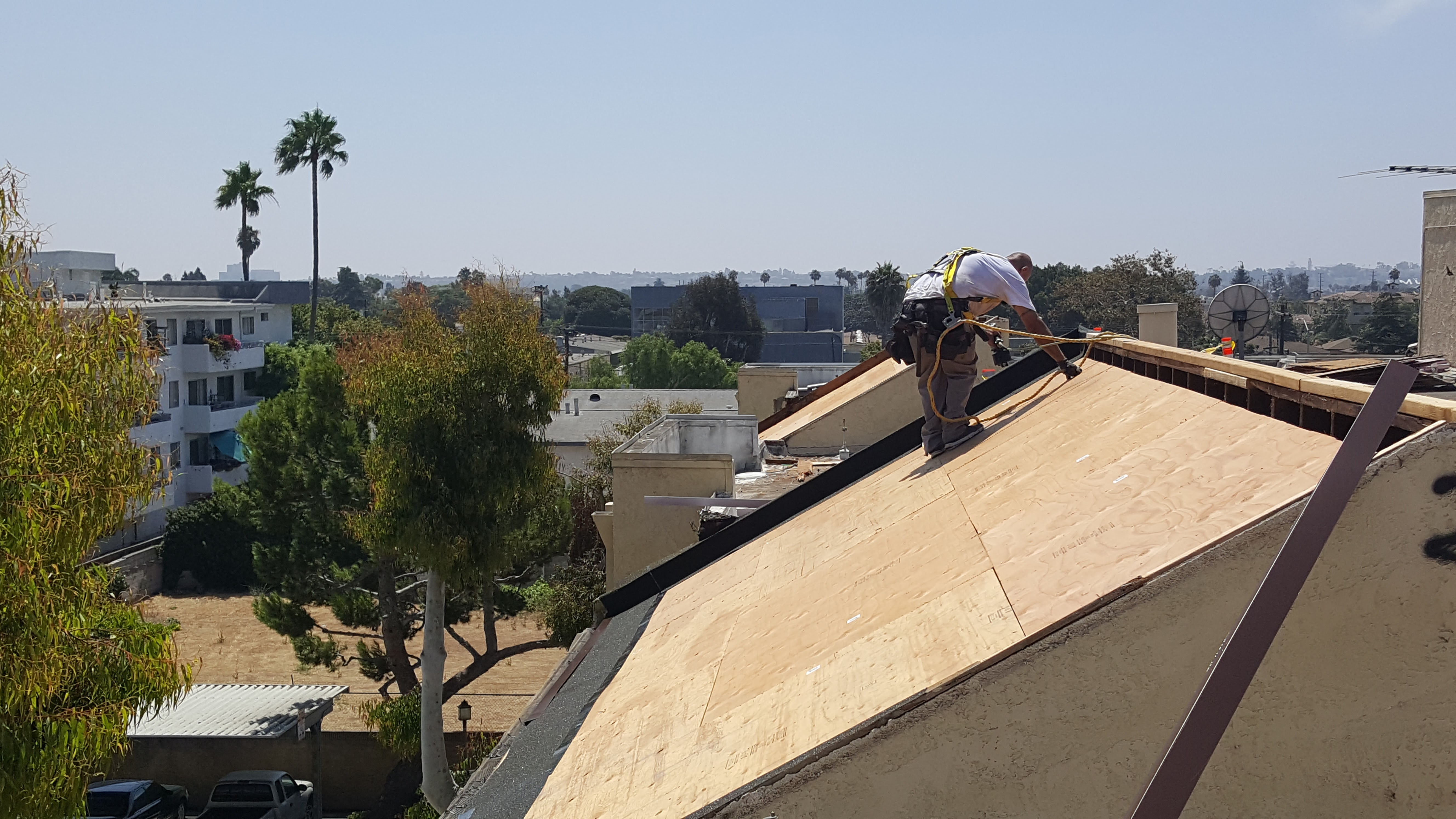 Grandview Terrace Apartments Adco Hoa Multi Family Roofing