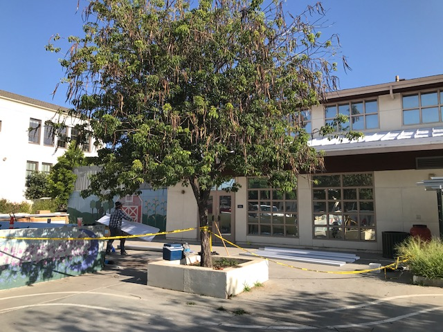 Longfellow Elementary School Roofing By Adco Pasadena Ca