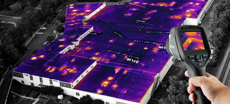 Roof moisture scan los angeles