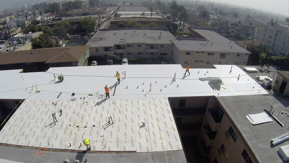 HOA Roofing In North Hollywood CA