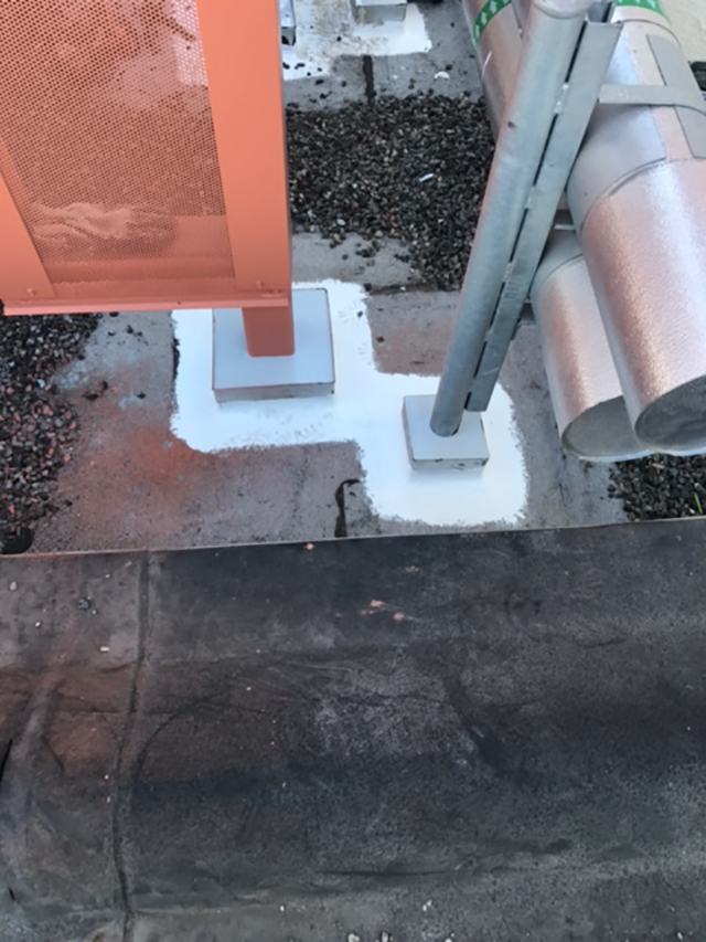 Montebello Hospital Roof Fix