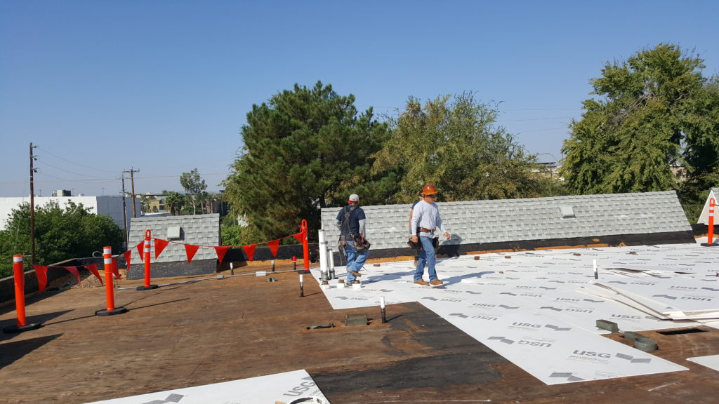 HOA Roofing In Alhambra (Adco)