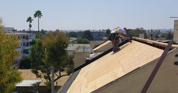 Hoa Multi Family Roofing In Duarte Ca Adco Roofing