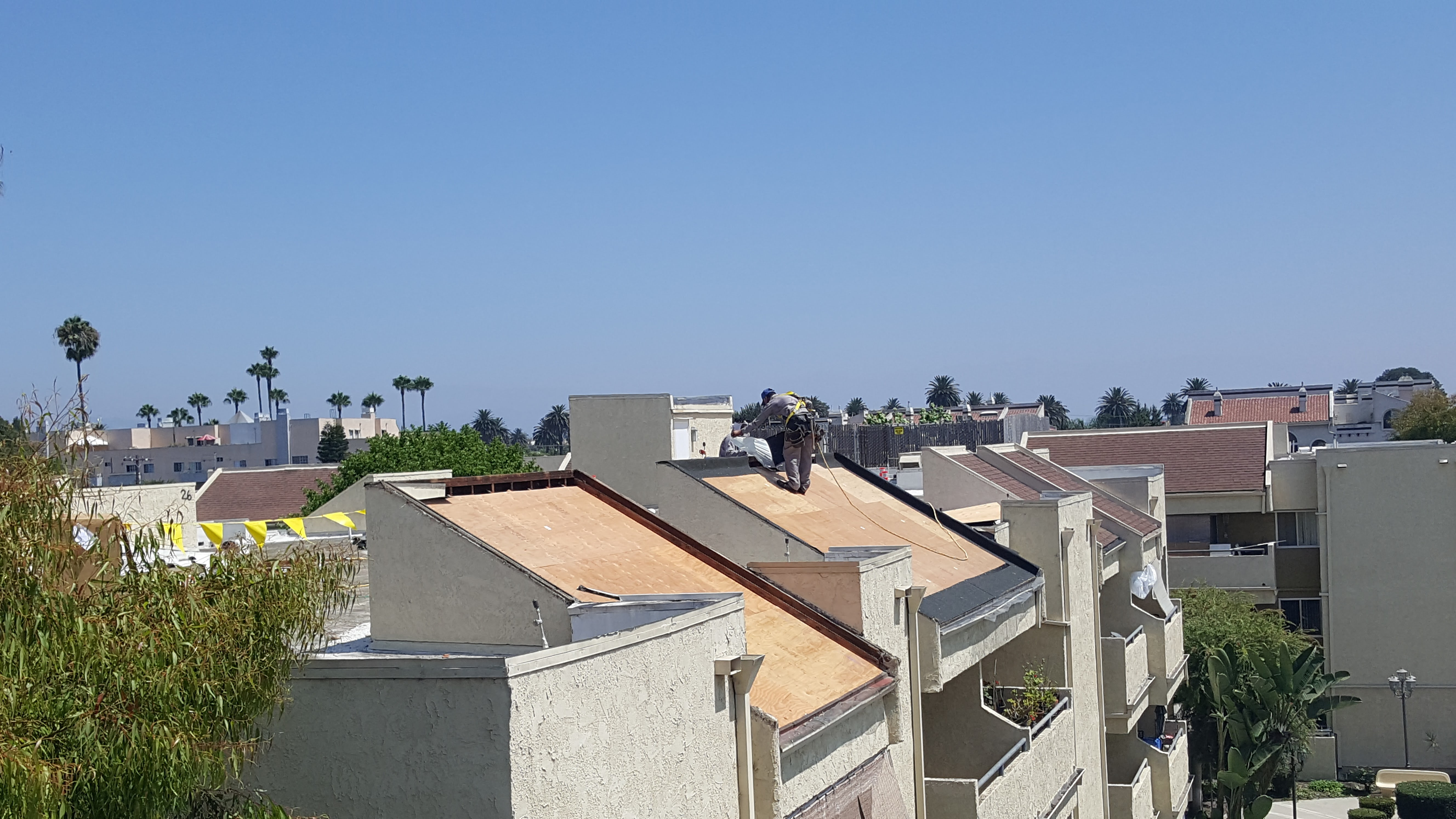 HOA Roofing In Culver City