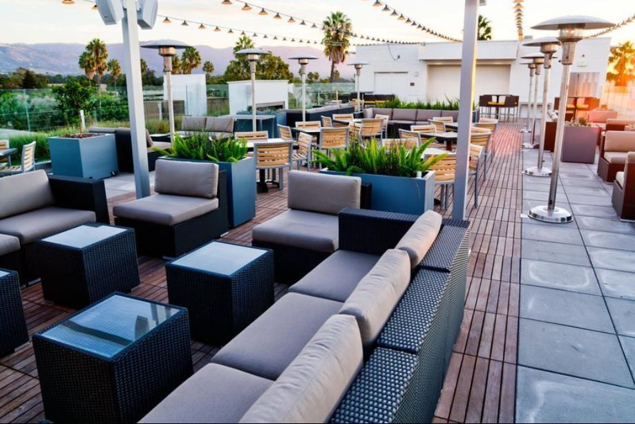 Hilton garden inn pavers intallation
