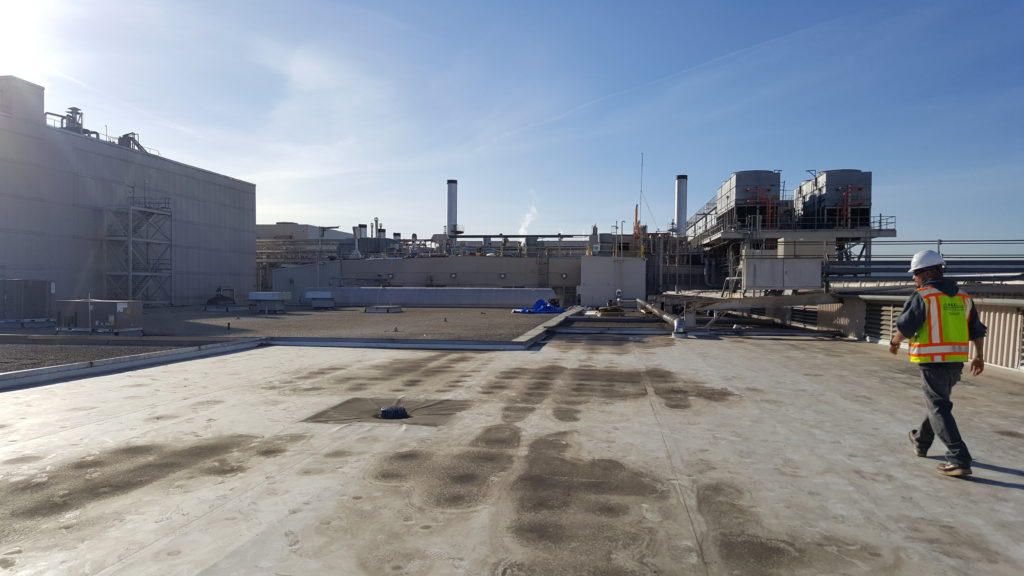 Budweiser Brewery Van Nuys Ca Adco Roofing