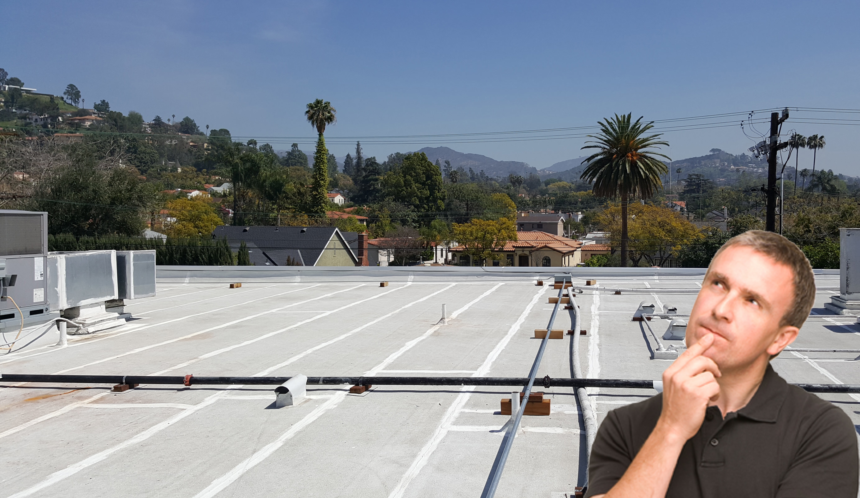 Is A Flat Roof A Good Choice For Your Building