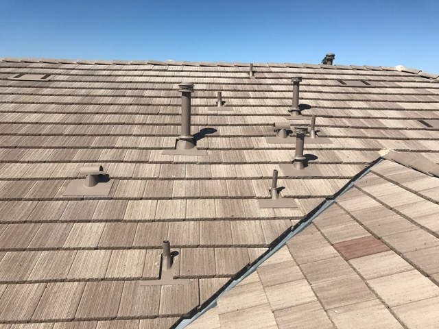 Georgetown Hoa Riverside Ca Adco Roofing Project