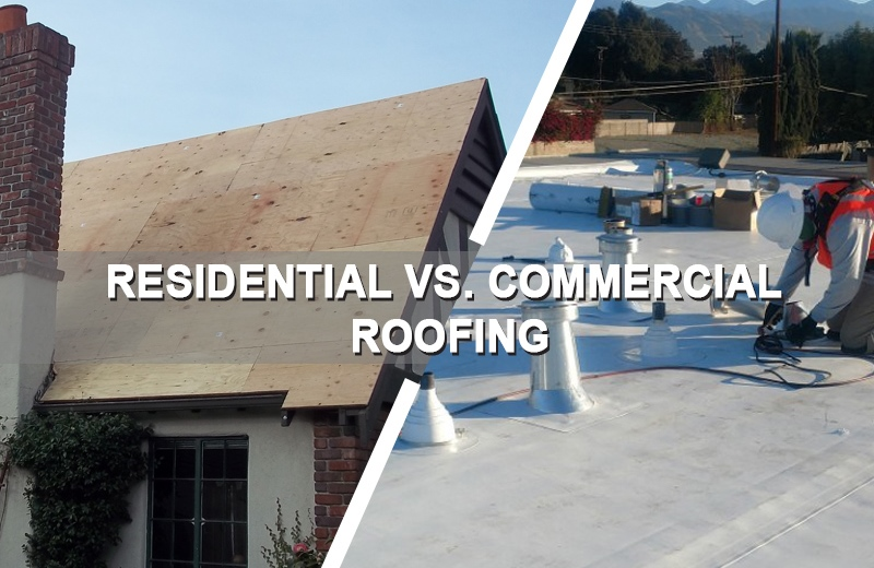 Top 3 Differences Between Residential And Commercial