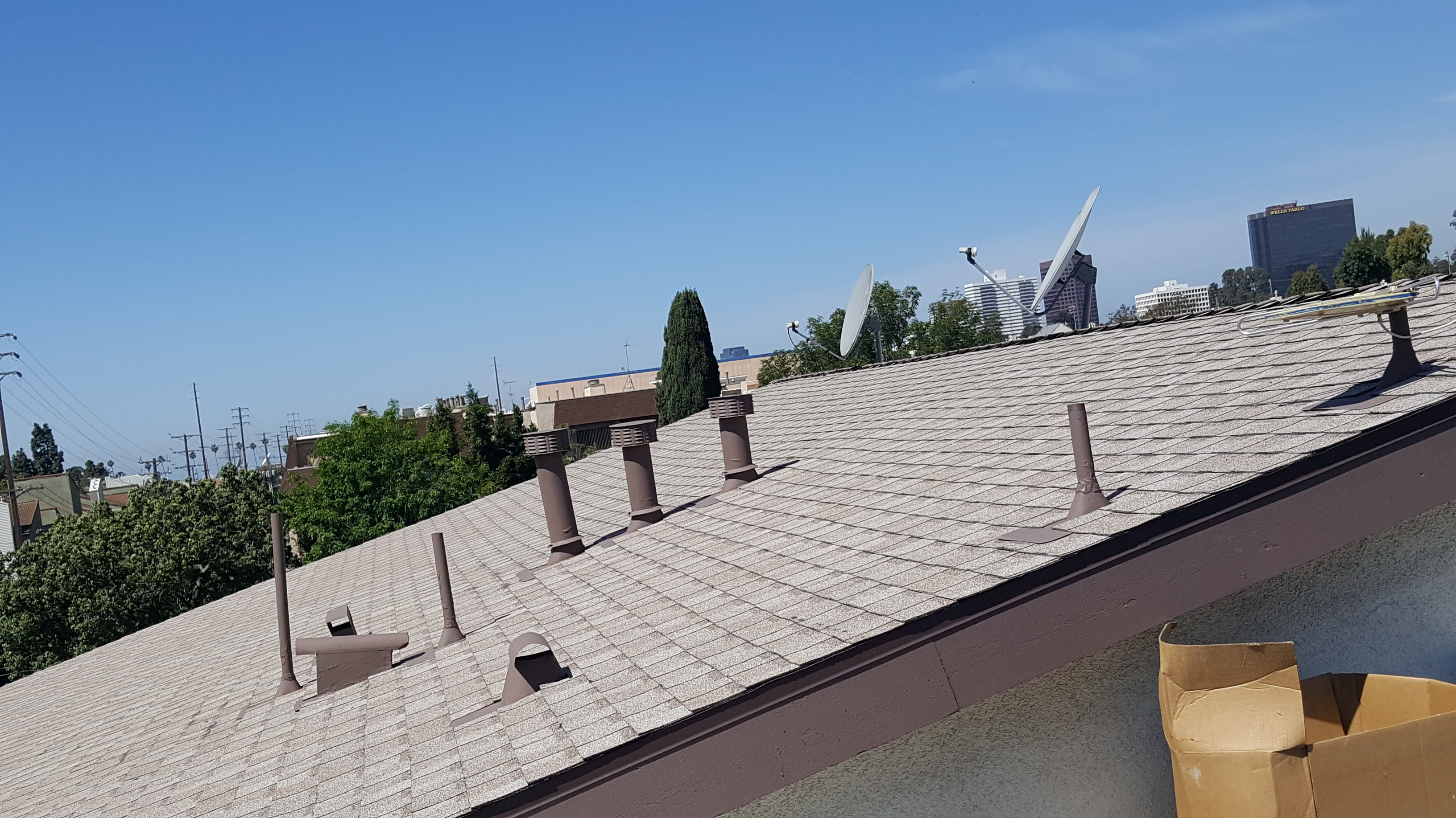 Greenfield Manor Los Angeles Ca Adco Roofing