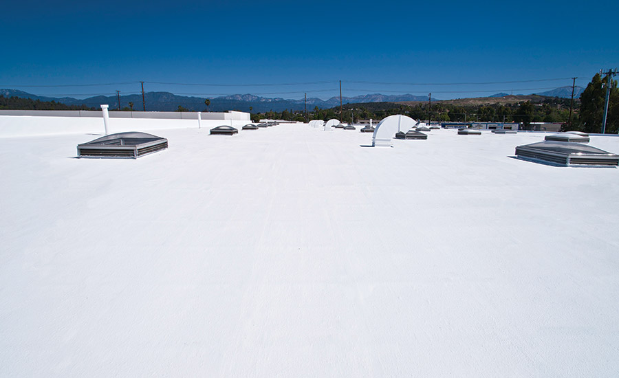 Reflective Roof Coating