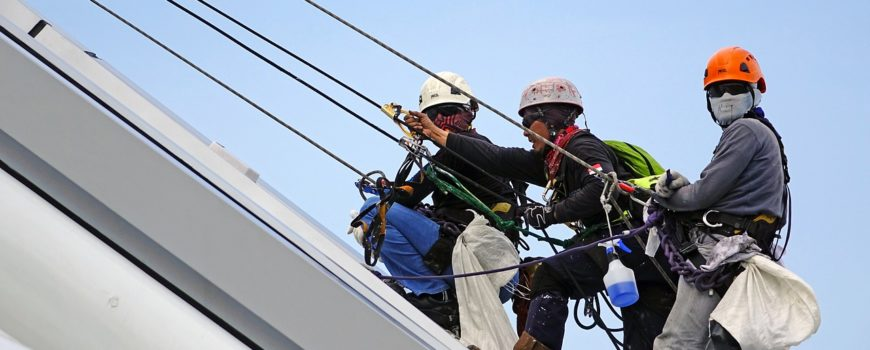 (Adco Roofing) Safety in Roofing Repairs