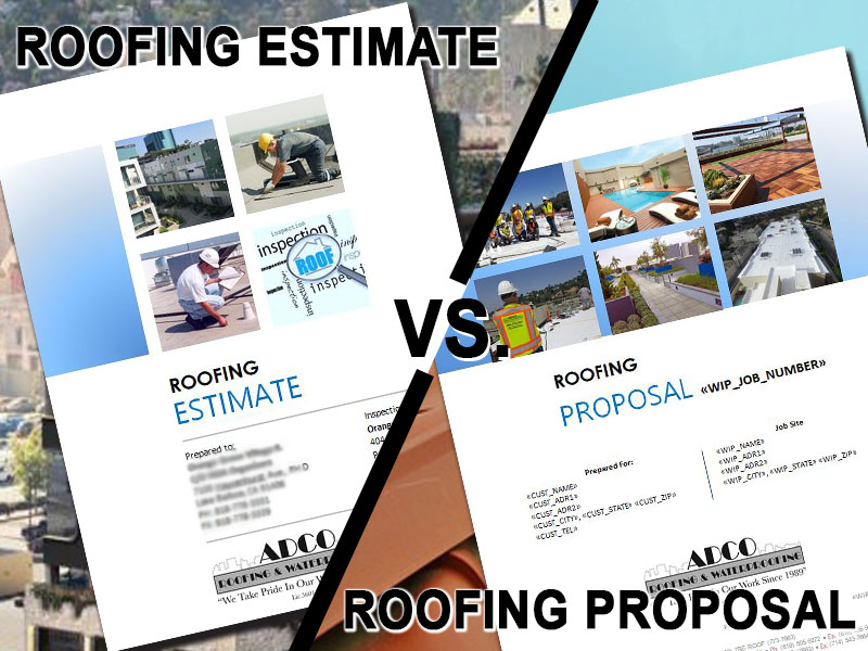 Adco-Roofing-Estimate-vs-Roofing-Proposal