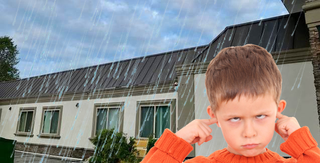 Adco-Are-Metal-Roofs-Really-Loud
