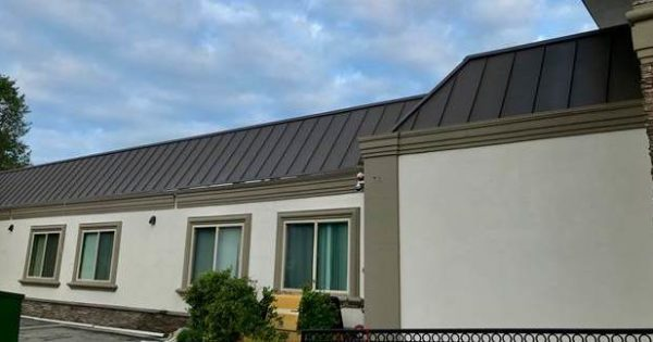 Are Metal Roofs Really Loud Adco Roofing Amp Waterproofing