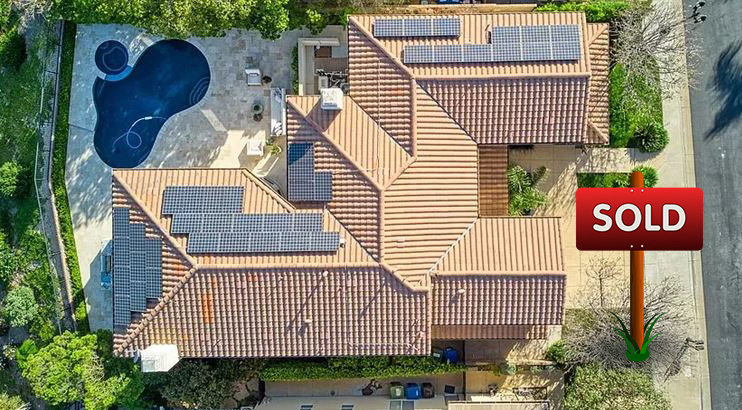 Solar homes sell faster