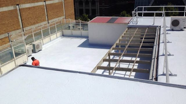 How Roof Coatings Work