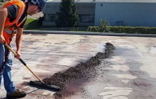 When to repair and when to replace your flat roof