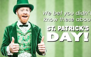 We bet you did not know these about st patricks day