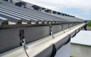 Should my gutters be replaced when my roof is replaced